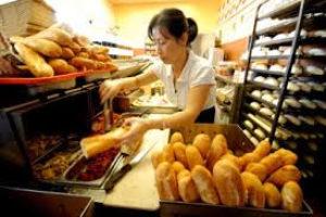Vệ sinh an toàn thực phẩm cho cơ sở sản xuất kinh doanh bánh mì