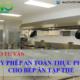 Xảy ra vụ ngộ độc thực phẩm bếp ăn tập thể tại TpHCM