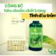Hướng dẫn công bố tiêu chuẩn chất lượng sản phẩm tinh dầu tràm