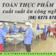 Điều kiện xin giấy phép vệ sinh an toàn thực phẩm cho suất ăn công nghiệp