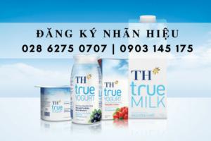 Đăng ký thương hiệu độc quyền cho sản phẩm sữa