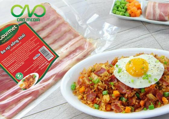 Tự công bố sản phẩm thịt heo xông khói theo nghị định 15/2018/NĐ-CP