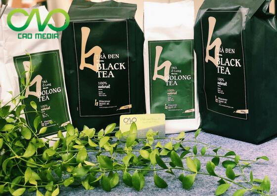Công bố sản phẩm trà Ô Long đạt chỉ tiêu chất lượng (Ảnh C.A.O MEDIA)