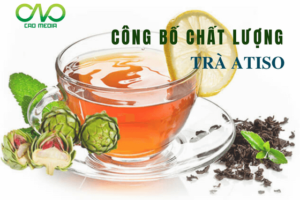 Công bố tiêu chuẩn chất lượng trà atiso sản xuất trong nước