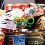 Công bố tiêu chuẩn chất lượng sản phẩm đồ hộp