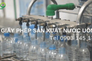Xử phạt cơ sở sản xuất nước uống đóng chai không có giấy chứng nhận vệ sinh an toàn thực phẩm