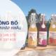 Thủ tục tự công bố tiêu chuẩn sản phẩm syrup nhập khẩu