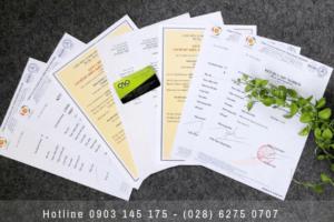 Những giấy phép cần thiết khi đưa sản phẩm vào siêu thị