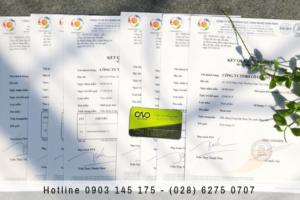 Kiểm nghiệm và công bố chất lượng sản phẩm nước xốt