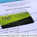 Hồ sơ tự công bố chất lượng sản phẩm theo nghị định 15/2018/NĐ-CP