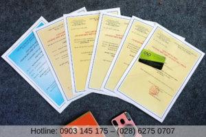 Điều kiện xin cấp lại giấy chứng nhận an toàn thực phẩm