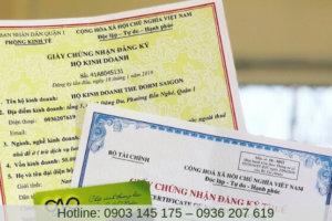 Quy trình xin giấy phép đăng ký kinh doanh quán bar
