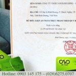 Dịch vụ xin giấy chứng nhận cơ sở đủ điều kiện an toàn thực phẩm