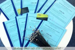 Quy trình công bố chất lượng sản phẩm tại Bộ Y Tế