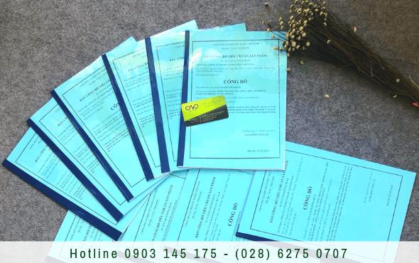 Dịch vụ kiểm nghiệm và công bố sản phẩm tại huyện hóc môn