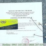 Dịch vụ làm giấy phép xuất khẩu hàng hoá từ Việt Nam