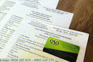 Hướng dẫn đăng ký giấy phép kinh doanh cho doanh nghiệp