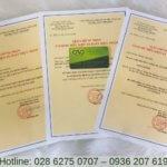Dịch vụ làm giấy phép an toàn thực phẩm cho cửa hàng ăn uống