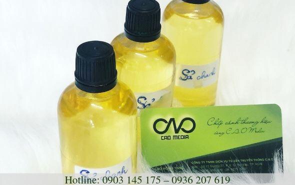 Dịch vụ làm công bố sản phẩm tinh dầu