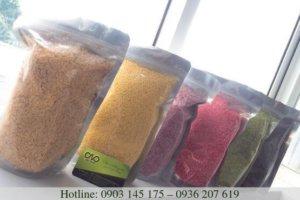 Hướng dẫn công bố sản phẩm ngũ cốc trang trí bánh kem