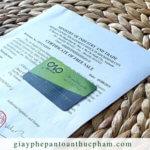 Thủ tục xin giấy phép lưu hành tự do cho nước trái cây đóng lon