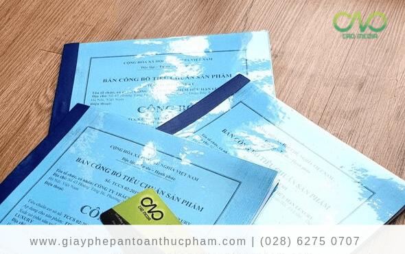 3 bước công bố sản phẩm ly giấy nhập khẩu nhanh