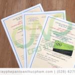 Dịch vụ cung cấp giấy chứng nhận cơ sở đủ điều kiện vệ sinh ATTP