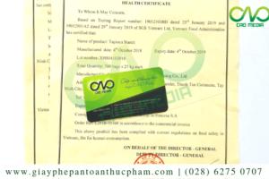 Tư vấn thủ tục làm giấy chứng nhận y tế (Heath certificate)