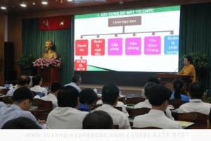 Hội nghị Tổng kết 03 năm thí điểm thành lập Ban Quản lý An toàn thực phẩm thành phố Hồ Chí Minh