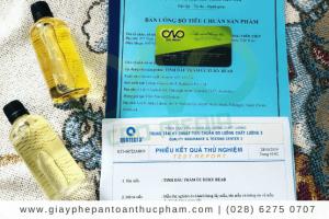 Hướng dẫn kiểm nghiệm và công bố sản phẩm tinh dầu tràm