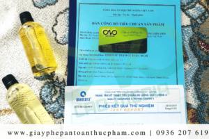 Dịch vụ làm công bố chất lượng tinh dầu thơm tại Việt Nam