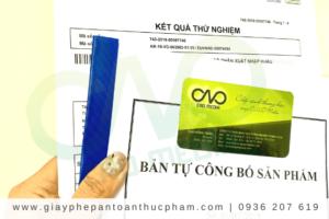 Công bố tiêu chuẩn chất lượng mù tạt wasabi