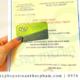 Mẫu giấy chứng nhận cơ sở đủ điều kiện an toàn thực phẩm 2020