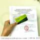 Dịch vụ làm giấy lưu hành tự do cfs khẩu trang vải kháng khuẩn