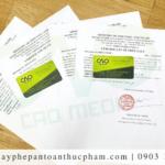 Xin giấy phép lưu hành tự do theo Quyết định 10/2010/QĐ-TTg