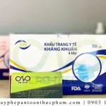 Tư vấn công bố chất lượng khẩu trang y tế kháng khuẩn