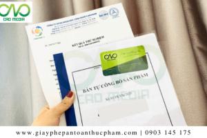 Dịch vụ công bố sản phẩm nhập khẩu về Việt Nam trọn gói
