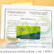 Dịch vụ xinHealth Certificate sản phẩm nấm viên chay