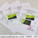 Certificate of free sale cho bánh bao chỉ xuất khẩu
