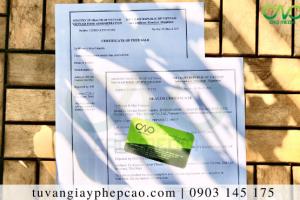 Quy trình đăng ký giấy phép xuất khẩu ba rọi xông khói