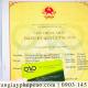 Giấy chứng nhận đăng ký bản quyền tác giả cho logo bánh bao