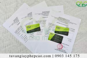 Tư vấnxin certificate of free sale cho bánh bao sữa tươi