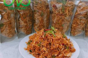 Giấy phép vệ sinh an toàn thực phẩm cho cơ sở đóng gói khô gà