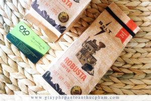 Dịch vụ kiểm nghiệm và công bố cà phê robusta