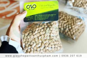 Thủ tục công bố chất lượng hạt trân châu tại Việt Nam
