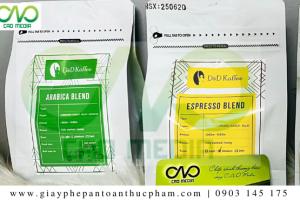 Hướng dẫn công bố chất lượng cà phê arabica nhanh chóng