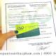 Hồ sơ xin health certificate cho bột rau má cần chuẩn bị những gì