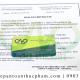 Bột sương sáo cần chuẩn bị giấy chứng nhận y tế để xuất khẩu