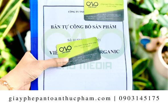 Tự công bố sản phẩm bột lá dứa theo đúng quy chuẩn nhất