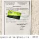 Các bước xin health certificate cho bột nở